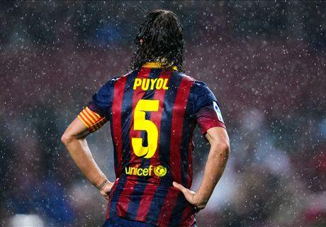 Migueli: Barca's 'Tarzan' before Puyol
