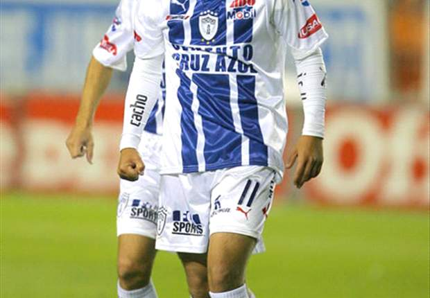 Pachuca's Cacho Joins Mexico To Replace Franco