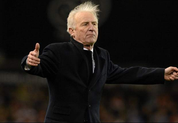 Look at Scotland - There, but for the grace of Trapattoni, Ireland go