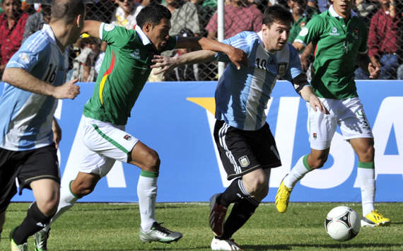 How Argentina have fared in World Cup Qualifiers in Bolivia