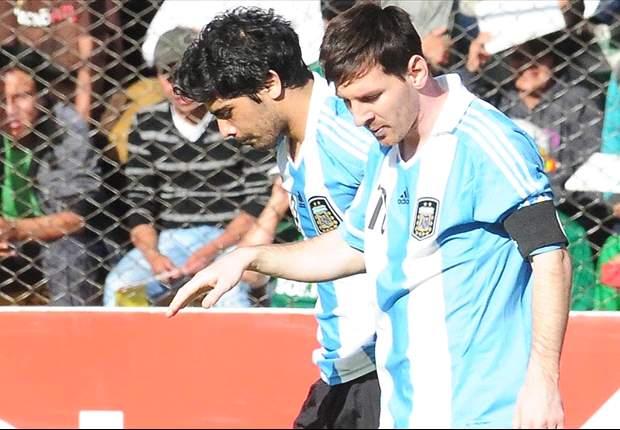 Lionel Messi 21-21 Cristiano Ronaldo: CR7 descansa y Leo no puede en Bolivia