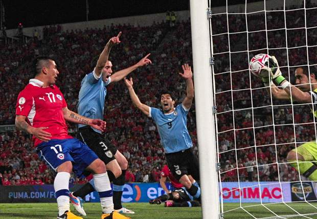 WM-Qualifikation Südamerika: Für Uruguay wird es eng, Ecuador auf Kurs
