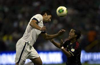 Omar Gonzalez finding his comfort level with U.S. national team