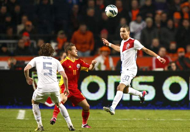 Maher: I can learn from Sneijder & Van der Vaart