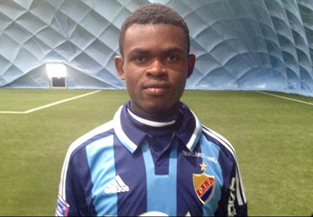 Manchester City loaned youngster Donyoh eyes a spot in goal king race in Sweden