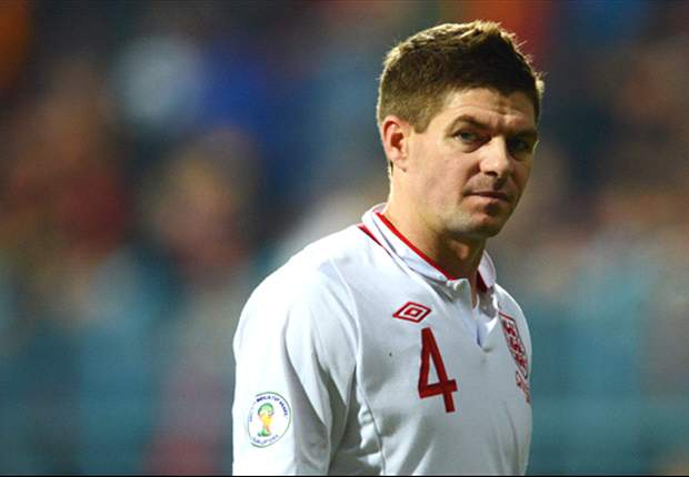 England squad 'desperate' to reach World Cup, says Gerrard
