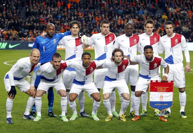 Netherlands has risen to fifth in Fifa's ranking despite not playing a game