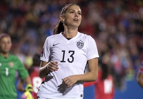 USWNT Off To Flying Start