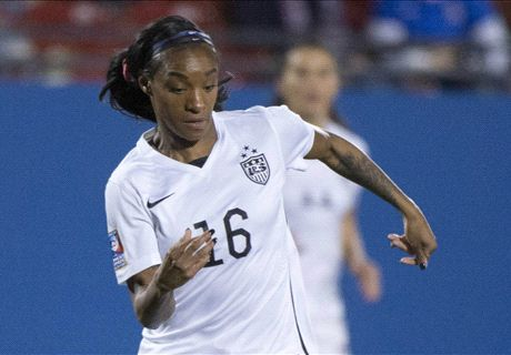Dunn, Horan Shine In USWNT Blowout
