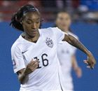 Dunn, Horan Shine For USWNT
