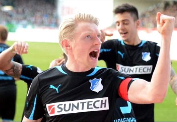 """Hoffenheims Andreas Beck: """"Die Stimmung ist einfach gut"""""""