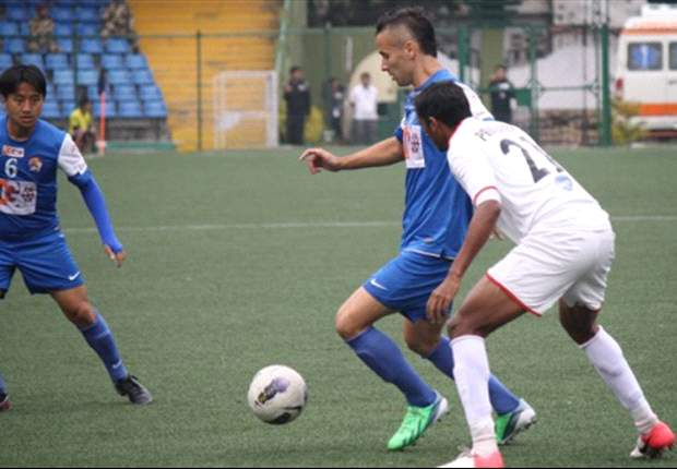 United Sikkim FC 5-0 Air India: United Sikkim FC 5-0 Air India: Snow Lions thrash the Airmen