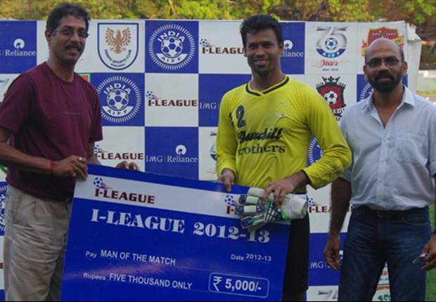 Goal I-League 2012-13 Special: Top 3 Goalkeepers