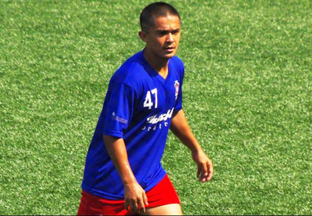 Churchill Brothers striker Sunil Chhetri denied visa to travel to Singapore