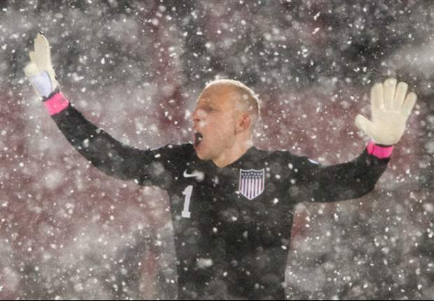Kasey Keller: Brad Guzan can fight for Tim Howard's spot