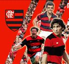 Os 20 maiores ídolos da história do Flamengo