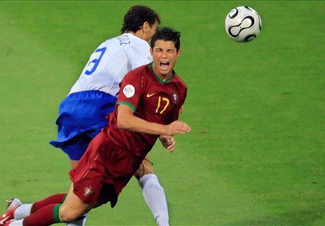 Boulahrouz on THAT Ronaldo foul