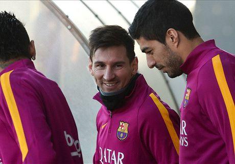 Messi Sudah Berlatih Lagi