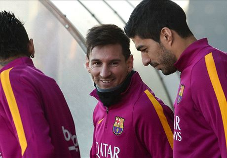 Messi está de vuelta