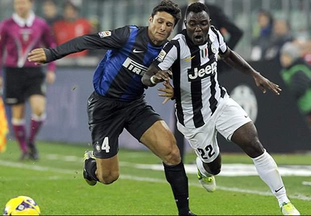Juventus buscará encaminarse al título ante Inter