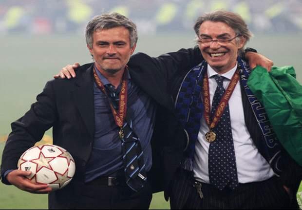 """Inter-Mailand-Boss Massimo Moratti: """"Keine Anzeichen für eine Mourinho-Rückkehr"""""""