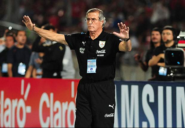 Spain are unquestionably superior to Uruguay, says Tabarez