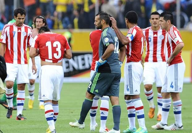 Goal adelantó en febrero de 2011 el fracaso de Paraguay en el camino hacia el Mundial Brasil 2014