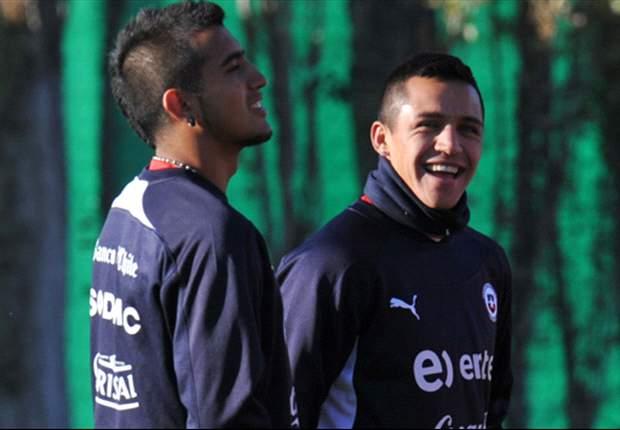 ¿Sánchez y Vidal irán al Bayern Munich?
