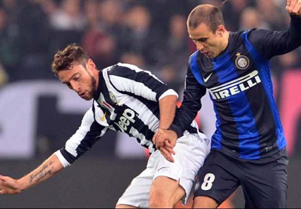 El Derby d'Italia Inter - Juventus, gran duelo de la jornada