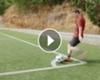 ► Messi, crack: olímpico y al travesaño