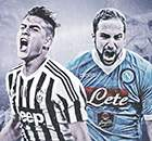 STAUNTON: Dybala and Higuain face off in Scudetto showdown