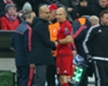 Robben compara Pep e Ancelotti
