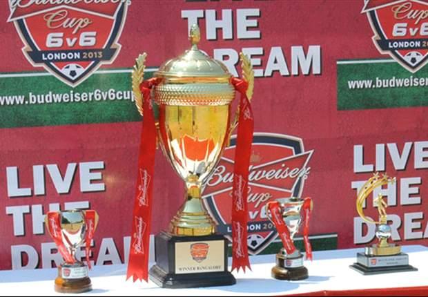 Budweiser 6v6 Cup: Bangalore leg