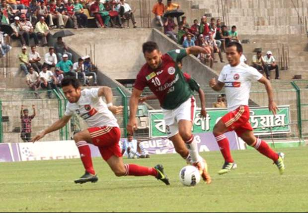 Mohun Bagan 2-2 Shillong Lajong: Second half flurry of goals wins a point for each