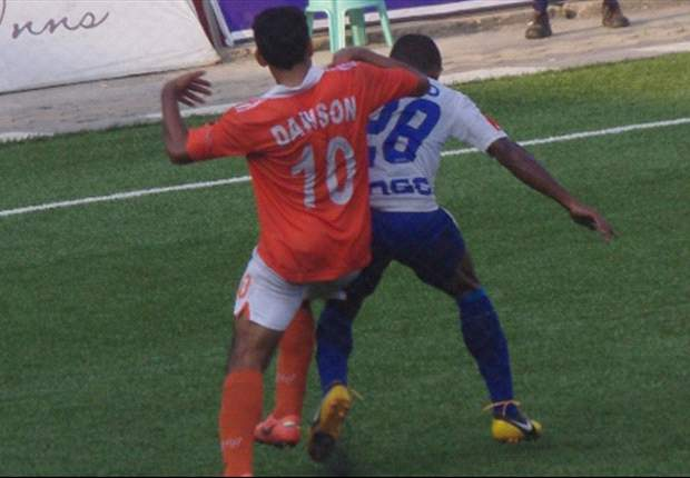 Sporting Clube de Goa 1-1 ONGC: Oscar's side continue their unbeaten streak