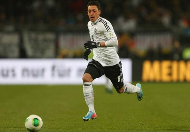 Ozil: I am proud to be playing for Real Madrid