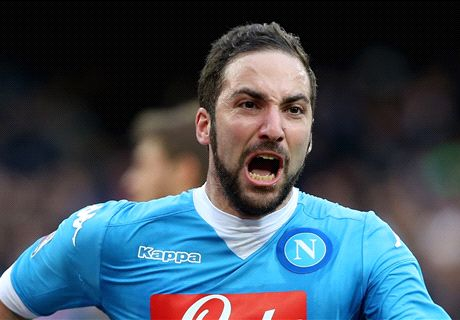 EXCLUSIVE: 'Higuain the perfect finisher'