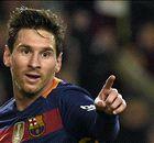 Messi ends wait for La Liga award