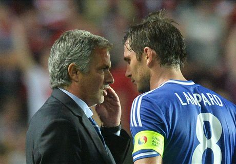 Lampard backs Mourinho for Man Utd