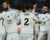 Steven Fletcher Romain Alessandrini Trellissac Marseille Coupe de France 11022016