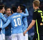 Lazio slaat late Hellas-comeback af