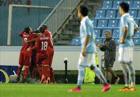 Remise genoeg voor finaleplaats Sevilla