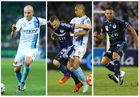 Melbourne Derby: Three key match-ups