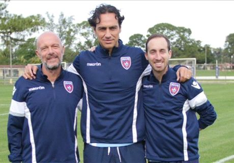 Nesta's Miami Dream Shapes Up