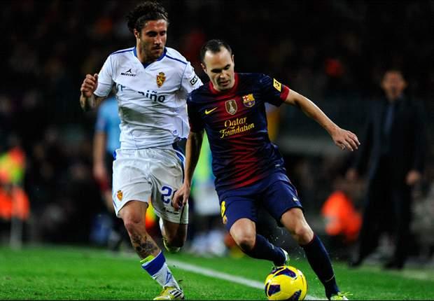 Franco Zuculini: Jugar contra Barcelona y Real Madrid es tremendo