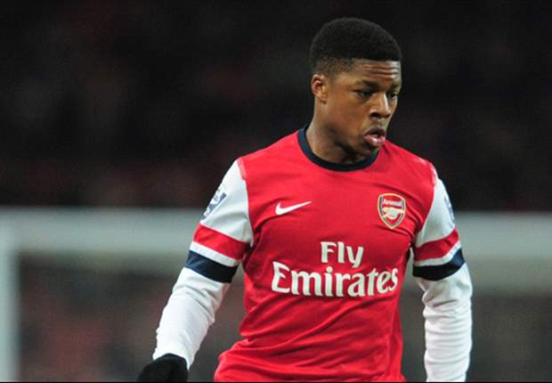 Amaju Pinnick meets Akpom, Iwobi's parents in London