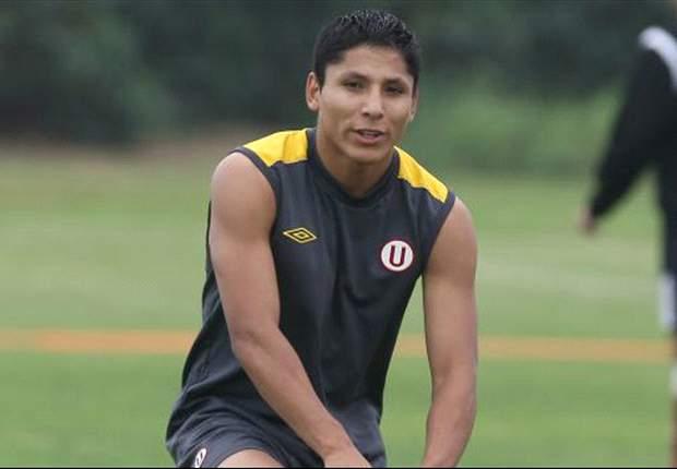 El crack peruano, listo para picar