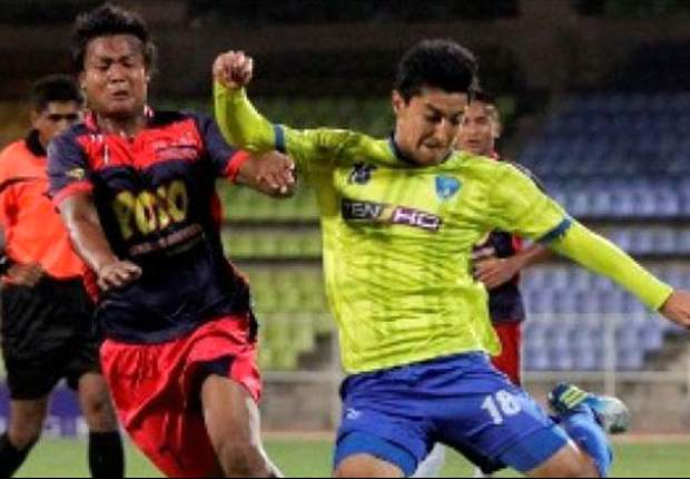 'It's an honour for me to be nominated for this award' - Mumbai FC's Haroon Amiri