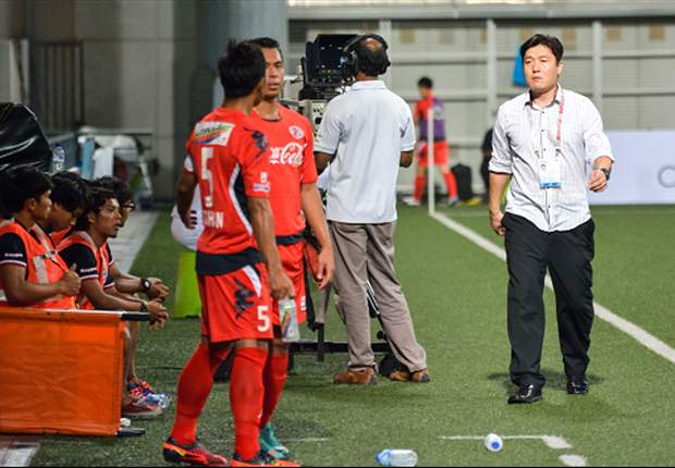 Lee: I cannot blame the players, they already did their best