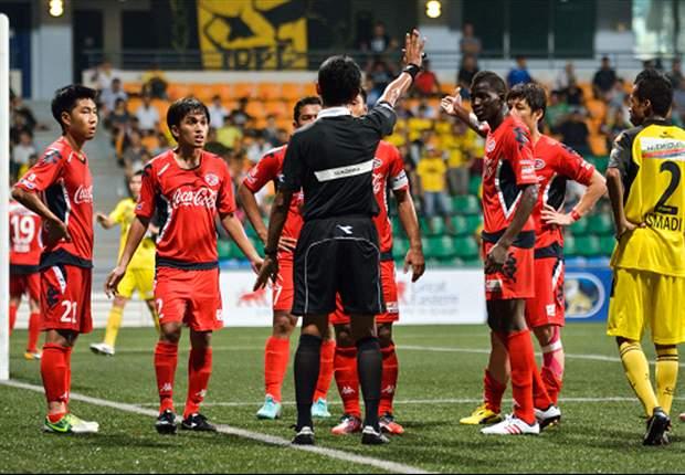 Tampines Rovers ketika tampil di S.League.